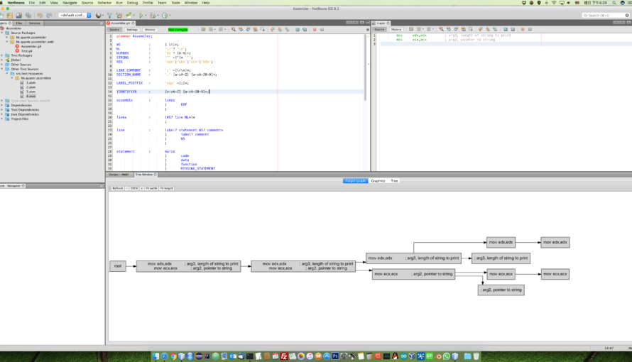 Netbeans Anltr Alpha Version Is Done